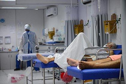 Bahia registra 104 mortes e 5.565 novos casos de covid-19 em 24h