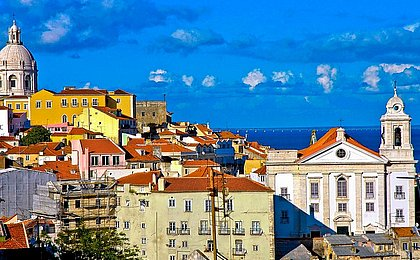 Onde Salvador é mais Lisboa