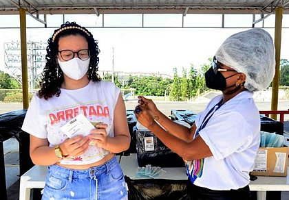 Salvador não terá vacinação contra a covid no domingo (19)