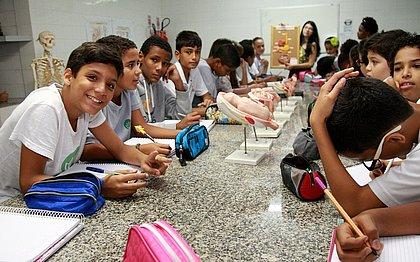 O Vitória Régia conta com mais de 1,5 mil alunos