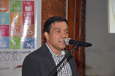 Dalmy Sousa, presidente do Conselho do Instituto Tecnológico de Jacobina