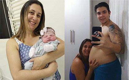 Nasce filha do homem trans que engravidou para realizar o sonho da família