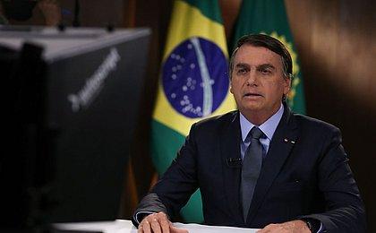 Bolsonaro infla valor e diz na ONU que brasileiros receberam mil dólares de auxílio