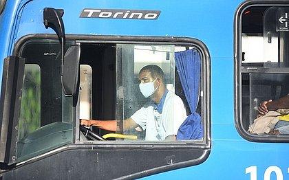 Fiscalização do uso de máscaras em ônibus começa em Salvador