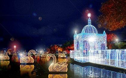 Programação de Natal de Salvador terá espetáculo inédito com 300 drones
