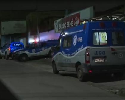 Após ocupação policial, ônibus voltam a circular em Nova Brasília de Valéria