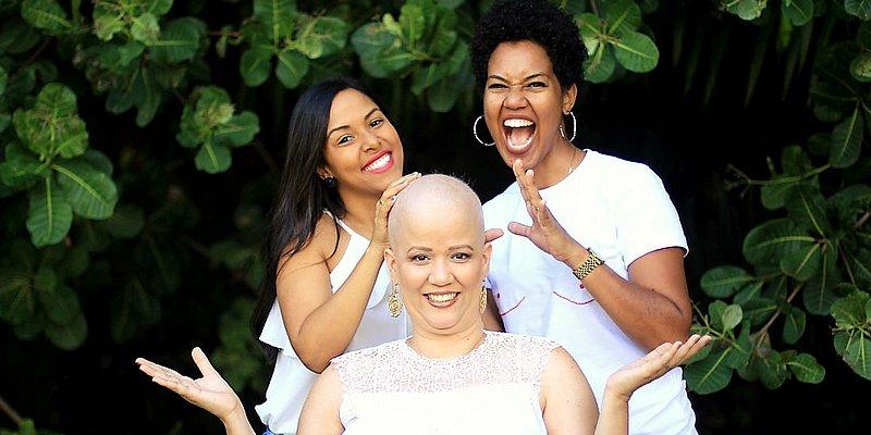 Mulheres com câncer de mama transformam doença em injeção de autoestima