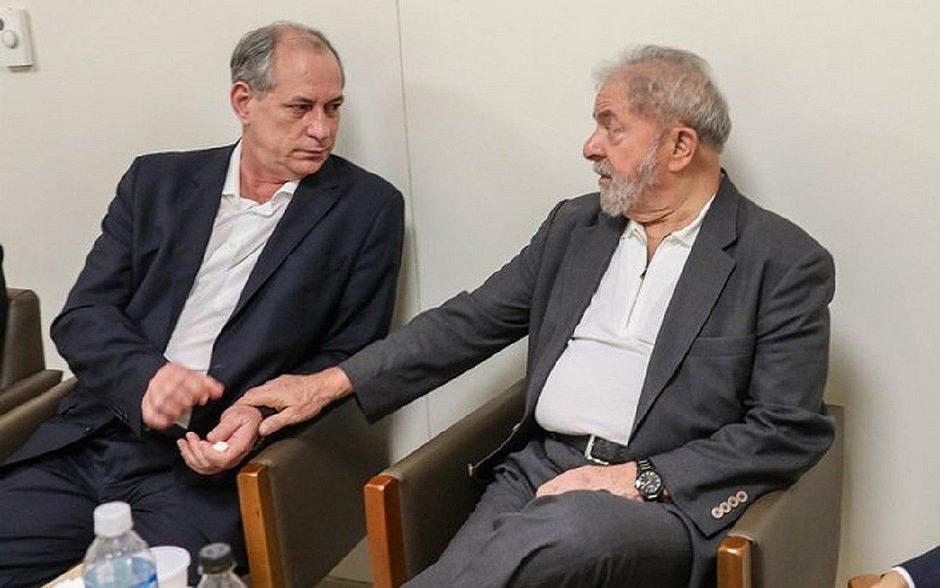 Lula e Ciro se encontram em São Paulo e retomam diálogo