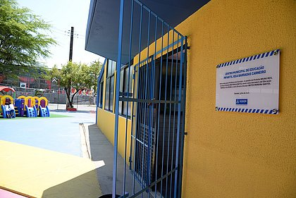 Creche de Salvador sofreu 10 roubos em 15 dias, um deles com crianças em sala de aula