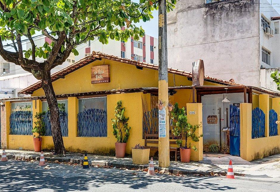 La Pasta Gialla, na Pituba