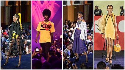 Conheça 10 modelos que passaram pelo Afro e ganharam o mundo
