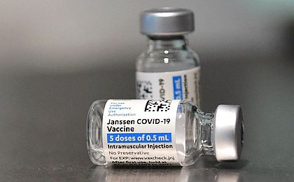 Com chegada da Janssen, país recebe metade do imunizante esperado para o mês