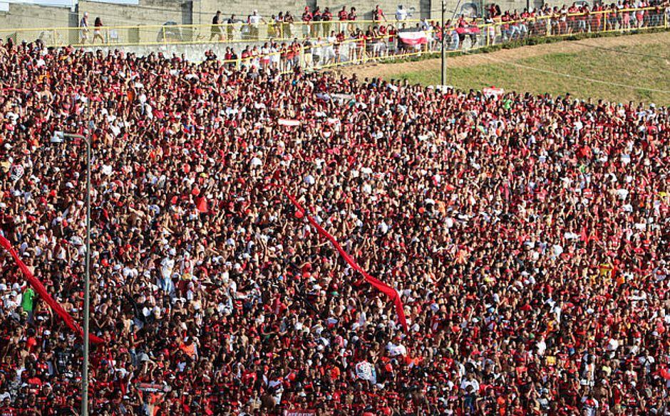 1dbda0d626 Ingressos para Vitória x Corinthians começam a ser vendidos neste sábado  (Foto  Maurícia da Matta ECVitória)