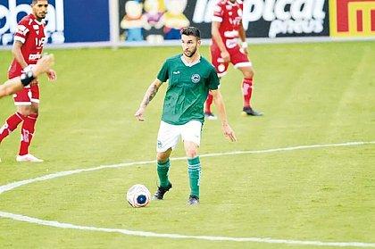 Henrique Lordelo começou na base do Flamengo e está no Goiás desde 2019