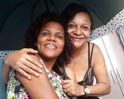'Reconhecemos elas pela TV', conta parente de mãe e filha atropeladas no TCA
