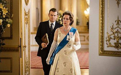 The crown conquistou 4 prêmios, inclusive de Melhor Série de Drama