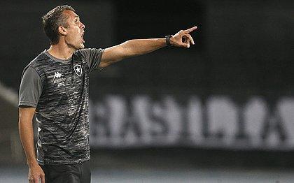 Lazaroni não é mais o técnico do Botafogo