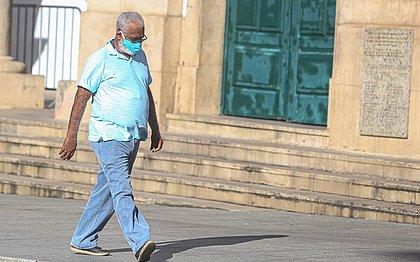 Bahia: uso obrigatório de máscaras para quem for à rua será votado hoje