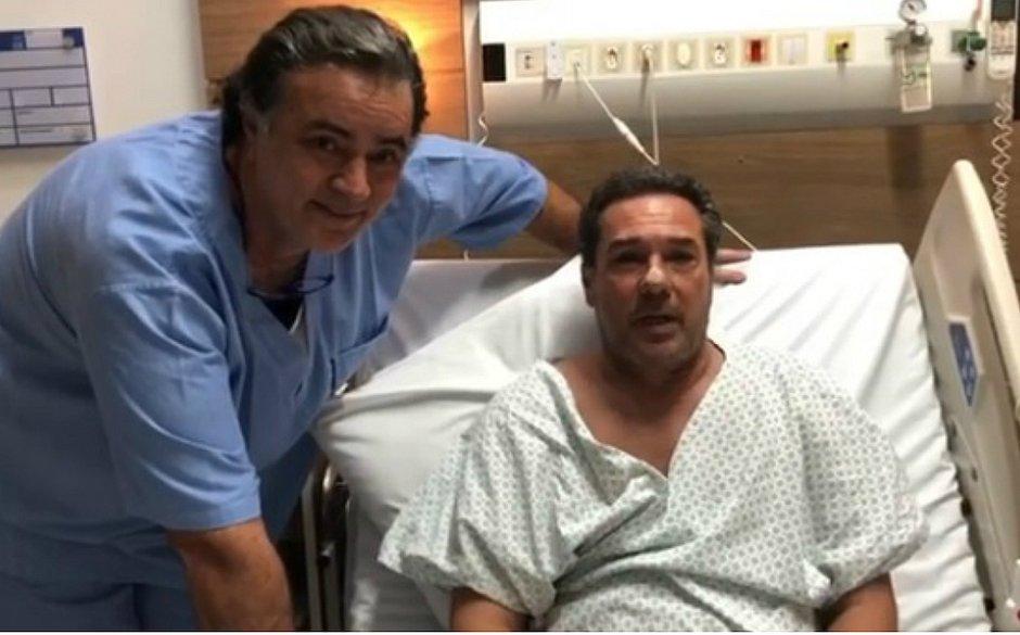 Luxemburgo vai ser submetido a cirurgia para retirada da vesícula
