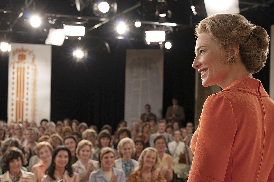 Cate Blanchett protagoniza a série Mrs. America