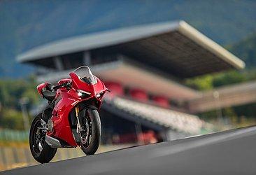Esportiva: Ducati Panigale V4