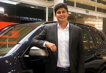 O baiano Gercino Coelho Filho, presidente do Grupo GNC