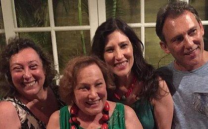 Com covid-19, Barbara Bruno, filha de Nicette, mostra melhora