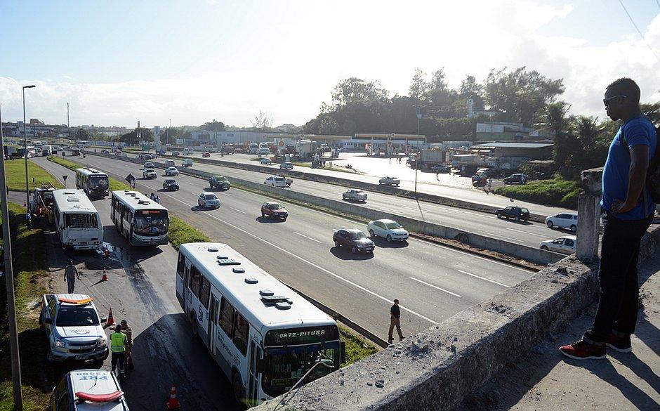 Número de acidentes cai 31% nas estradas baianas no feriadão do Réveillon