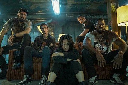The Boys foi indicada ao Emmy 2021 como melhor série dramática