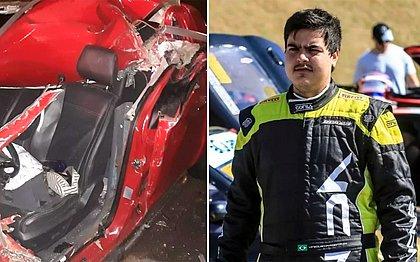 Piloto da Stock Car morre ao bater caminhão na contramão em SP