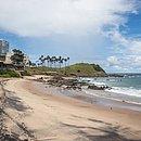 Praias estão fechadas e sem opções, turistas ficaram no hotel ou criaram estratégias para aproveitar a cidade