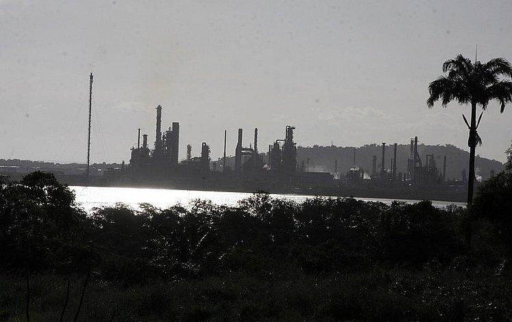 refinaria landulpho alves