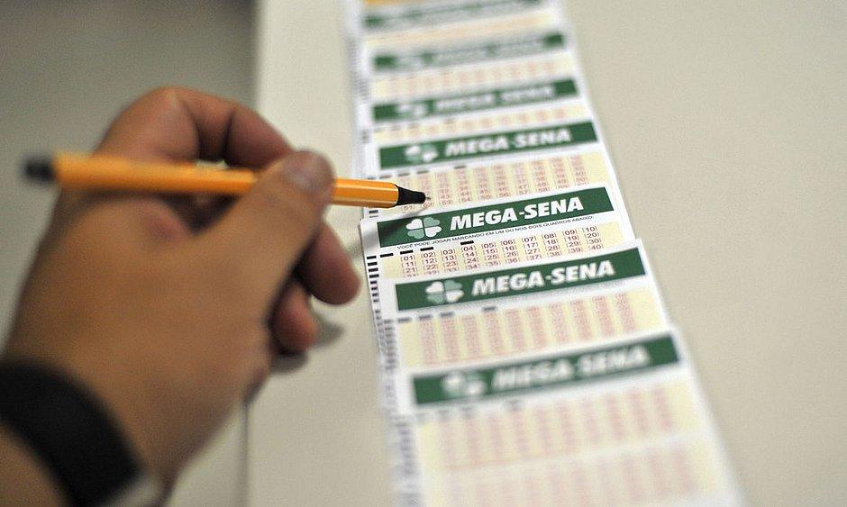 Mega-Sena sorteia prêmio acumulado de R$ 32 milhões