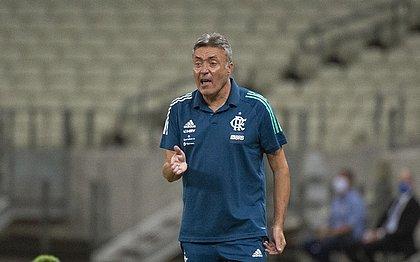 Domènec Torrent não é mais o técnico do Flamengo