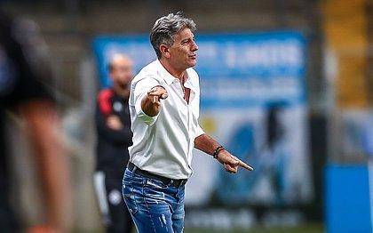 Renato Gaúcho deixa o Grêmio após mais de quatro anos