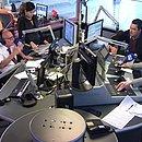 BandNews FM interrompe transmissão após morte de Ricardo Boechat (Foto: Reprodução)