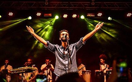 O cantor Silva será uma das atrações do Bud Basement, no Trapiche Barnabé