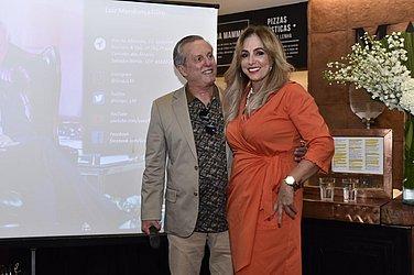 Luiz Mendonça Filho e Carmen Dolores