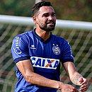 Gilberto usou as redes sociais para indicar que vai ficar no Bahia em 2019