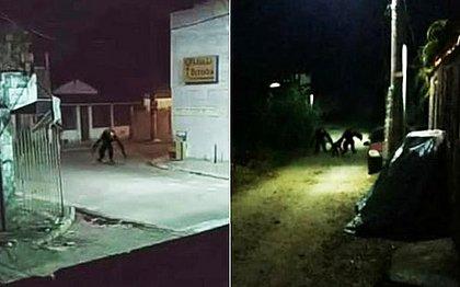 Boato de 'criatura estranha' assusta moradores de Itaparica