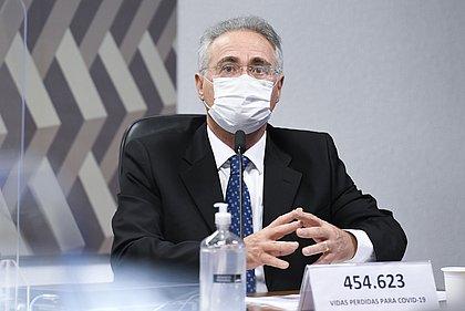 Renan: 'pessoas na condição de testemunhas serão colocadas como investigadas'