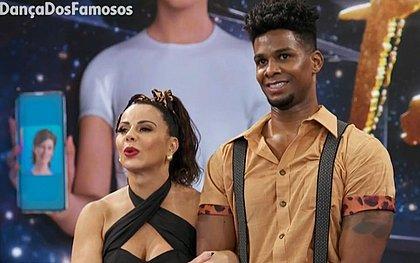 Ex-parceiro de Viviane Araújo conta bastidor de saída do 'Dança': 'Me senti um lixo'