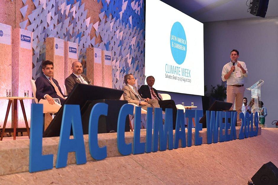 Semana do Clima começa em Salvador com mais de 5 mil inscritos de 26 países