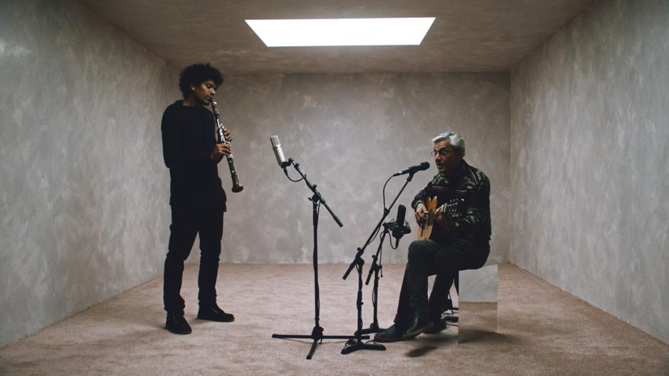 Conheça Ivan Sacerdote, o clarinetista que assina disco com Caetano Veloso