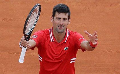 Djokovic venceu Sinner em Monte Carlo