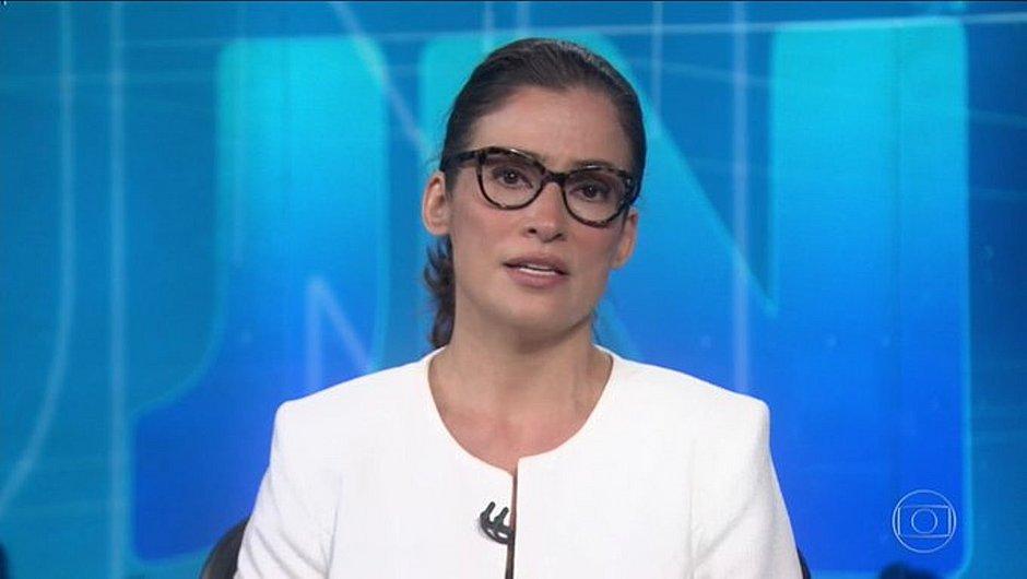 Renata Vasconcellos retorna ao 'Jornal Nacional' 'em breve', afirma Globo