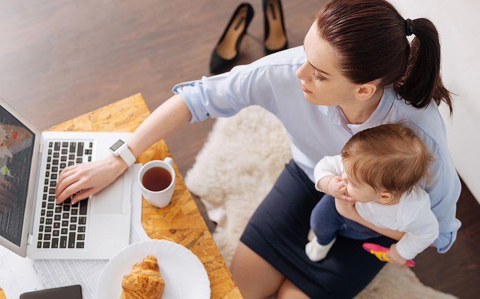 Quais os desafios de conciliar a maternidade com a carreira profissional?