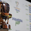 O troféu da Copa do Brasil