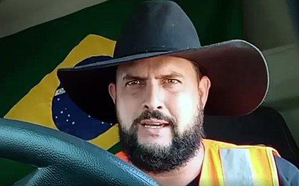 Zé Trovão anuncia fim de bloqueios dos caminhoneiros e defende nota de Bolsonaro