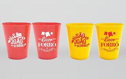 São João: Edição do CORREIO desta terça acompanha dois copos de licor